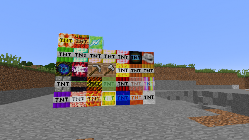 even more tnt mod